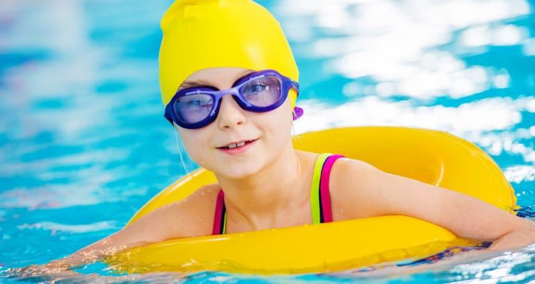Tečaj učenja plivanja za djecu od 5-12 godina