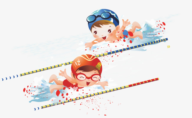Mala škola plivanja